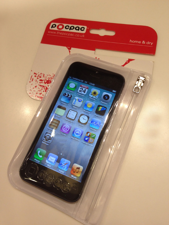 iPhone 5 pouch